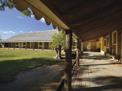 Historic Yanga Homestead, Yanga National Park