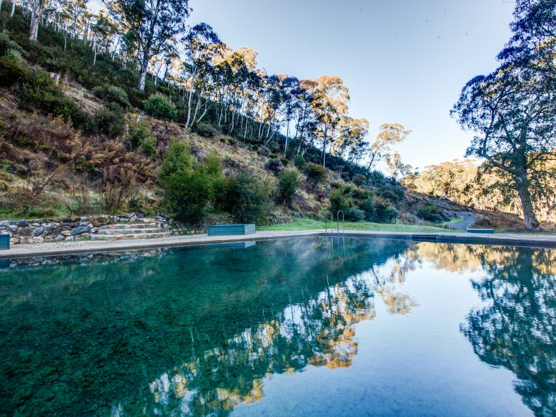 Yarrangobilly Thermal Pool