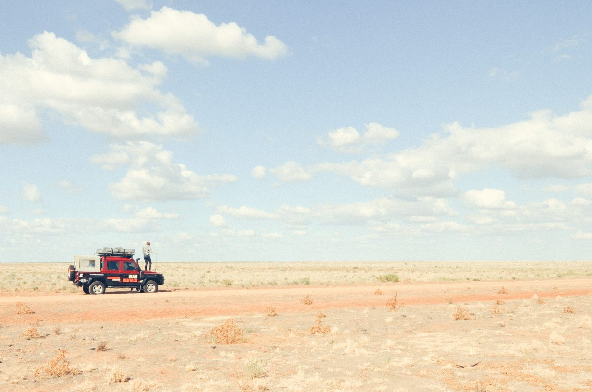 Outback Road Trips